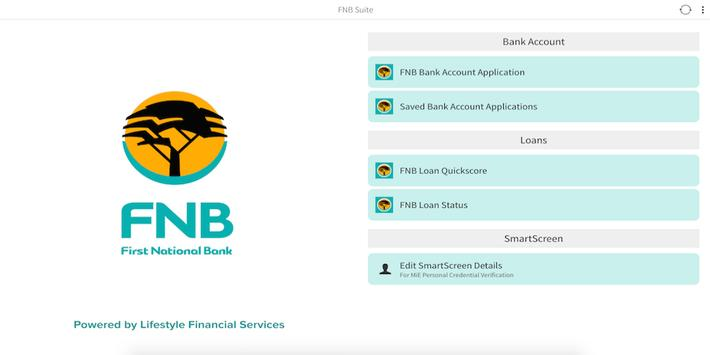 LFS FNB Suite 4.11.0 apk screenshot