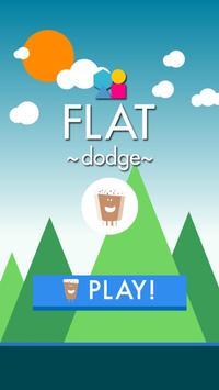 FLAT -dodge- screenshot 2