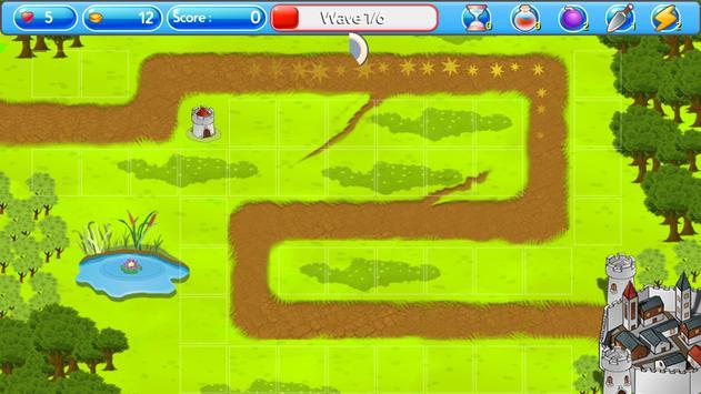 Monster Invasion : Defense (Unreleased) apk screenshot