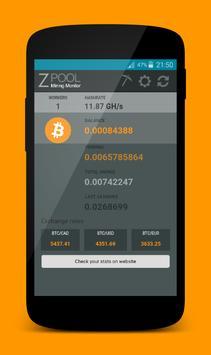 Zpool Balance Monitor poster