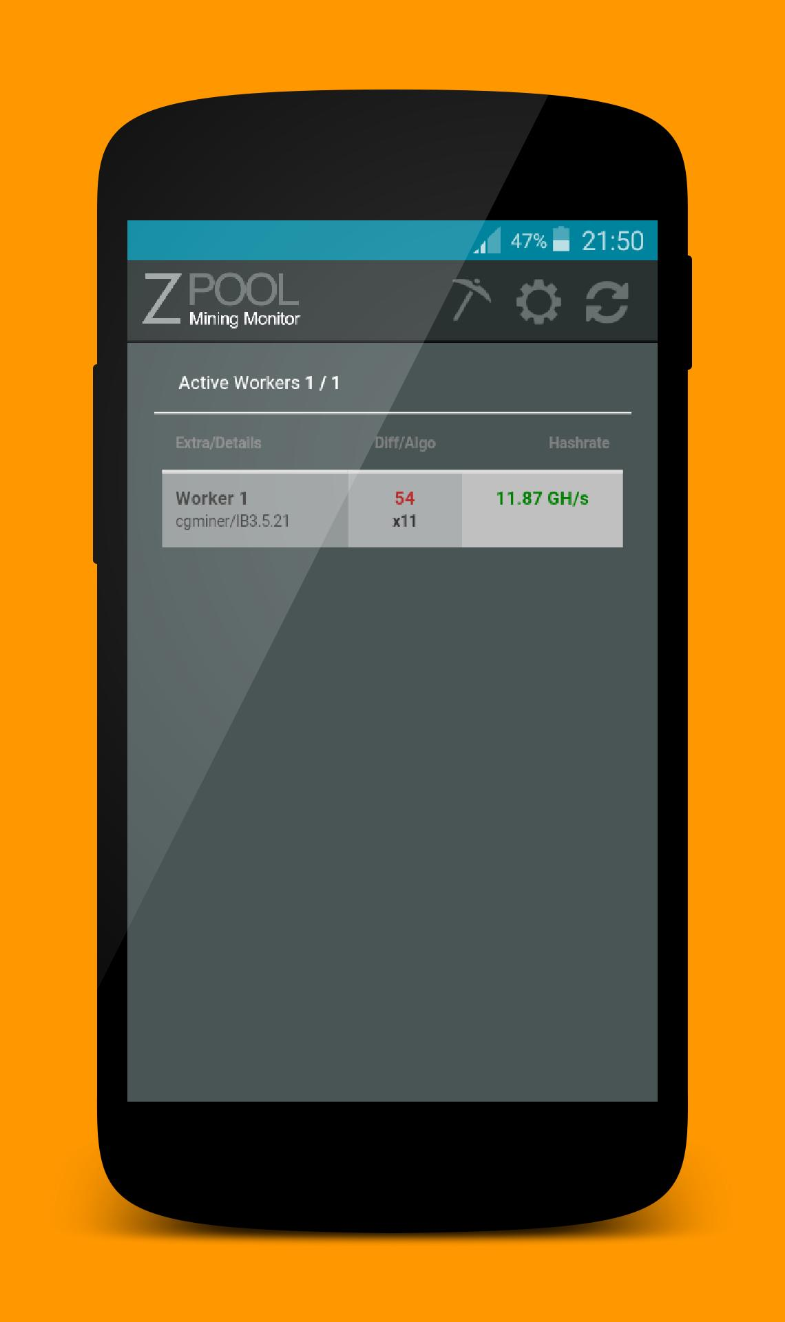 Cgminer Android