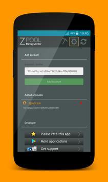 Zpool Balance Monitor screenshot 2