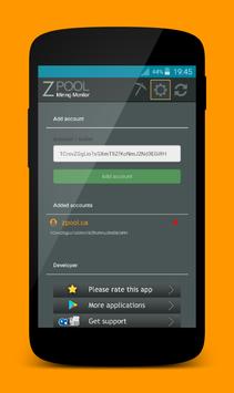 Zpool Balance Monitor Ekran Görüntüsü 2