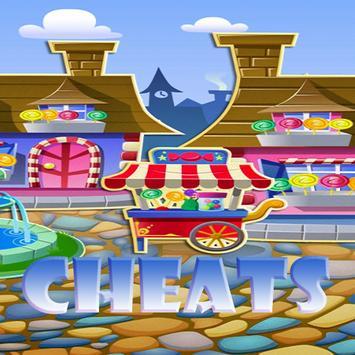 Cheats Candy Crush Saga poster