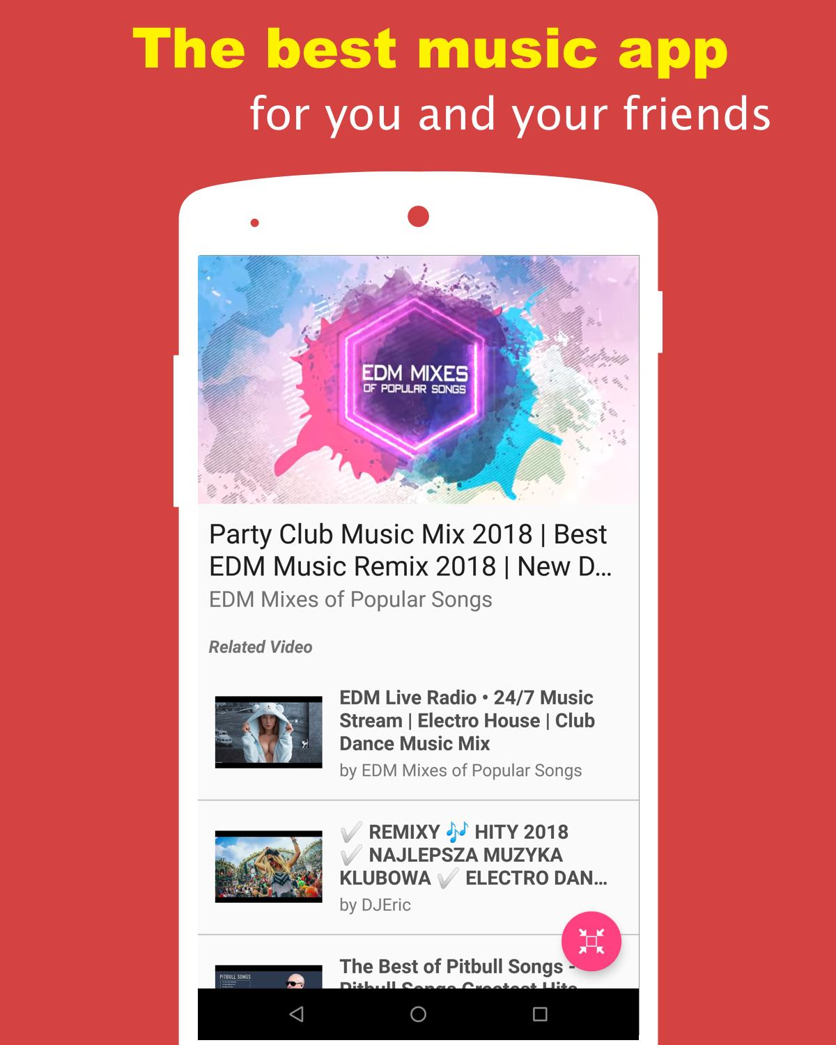 Music Tube, Free and Floating Window for Youtube for Android - APK
