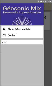 Géosonic Mix Normandie screenshot 3
