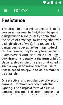 DC Electrical Engineering ABC to XYZ screenshot 3
