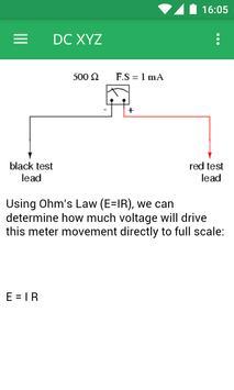 DC Electrical Engineering ABC to XYZ screenshot 2