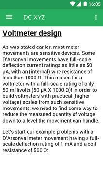 DC Electrical Engineering ABC to XYZ screenshot 4