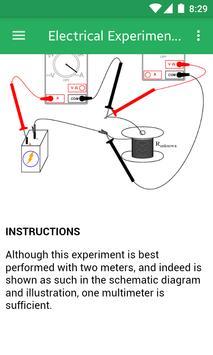 Electrical Experiments XYZ screenshot 3