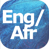 Learn English or Afrikaans Verbs, Vocab, & Grammar icon