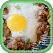 Fried Egg Dishes icon