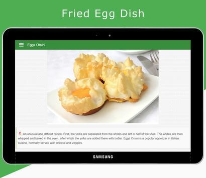 Fried Egg Dishes screenshot 2