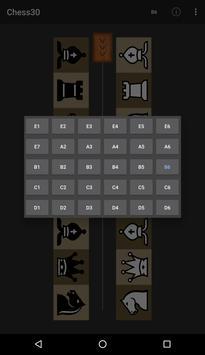 Chess30 screenshot 1