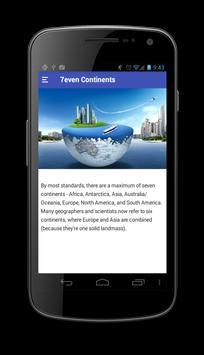 7even Continents screenshot 1