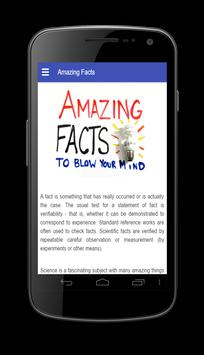 Amazing Facts poster