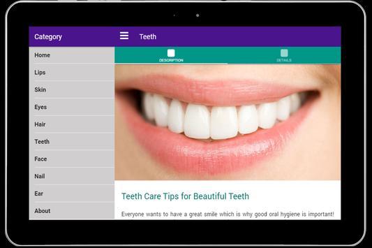 Beauty Tips apk screenshot