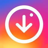 InstaSave - Download Instagram Video & Save Photos icon