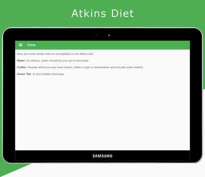 Atkins Diet screenshot 2