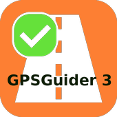 GPS Guider 3 icon