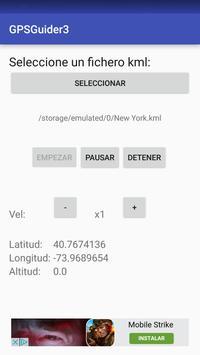 GPS Guider 3 apk screenshot