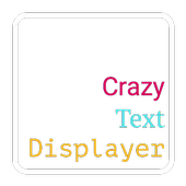Crazy Font Changer icon