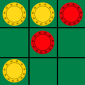 Connect 3 : (Tic - Tac - Toe) icon