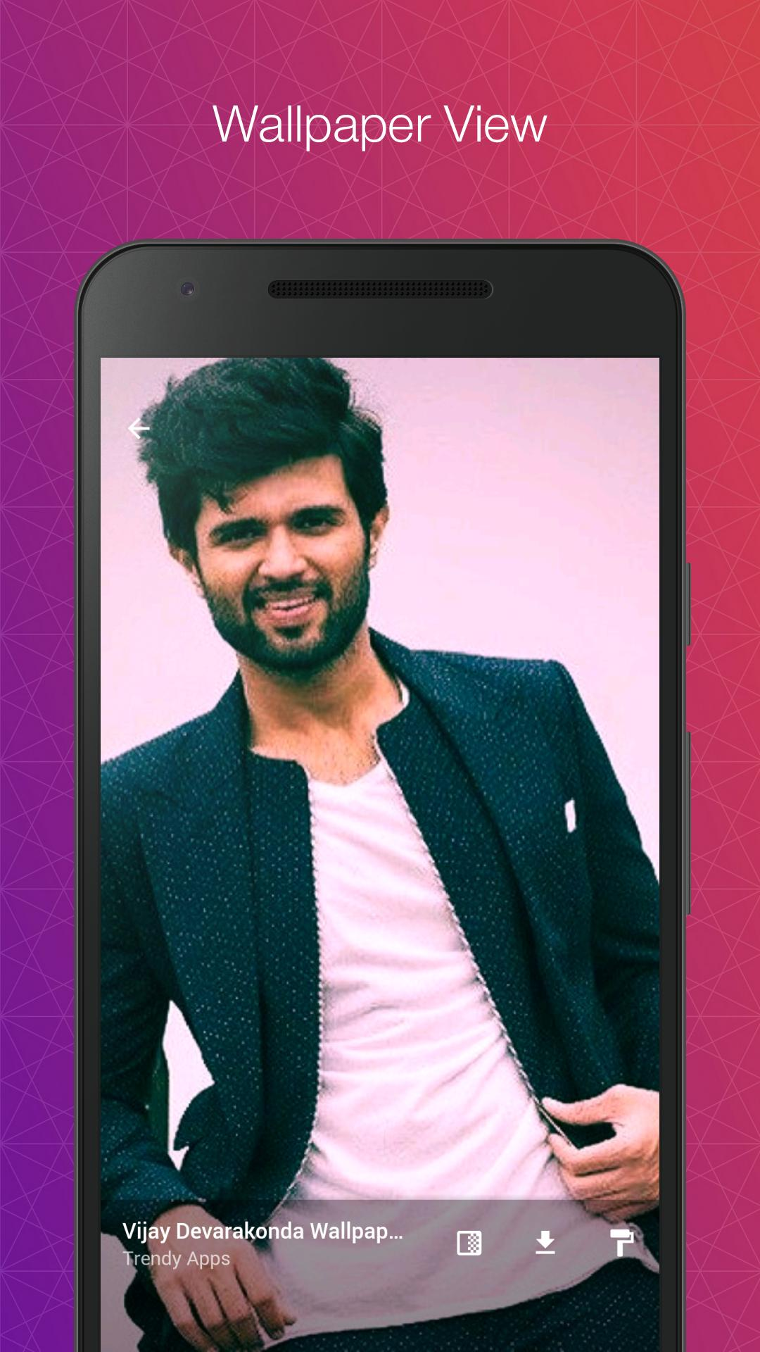 Vijay Devarakonda Hd Wallpapers Backgrounds For Android