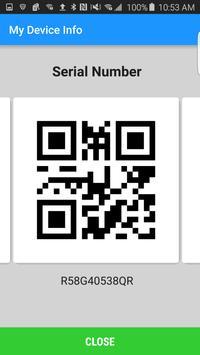 My Device Info screenshot 1
