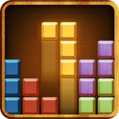 Wooden Block Puzzle - Bomb - Timer 12 in 1 icon