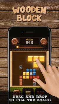 Wooden Block screenshot 1