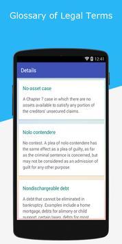 Glossary of Legal Terms apk screenshot