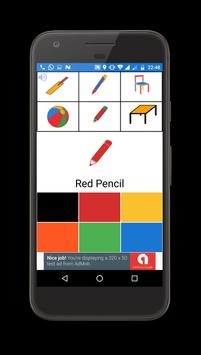 Colours & Objects - MadHouse Kids apk screenshot