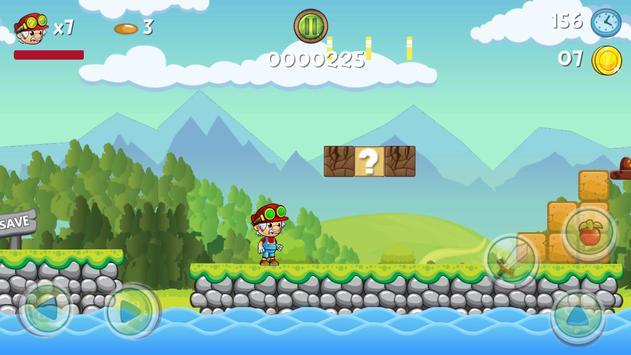 Super Jungle World Mario apk screenshot