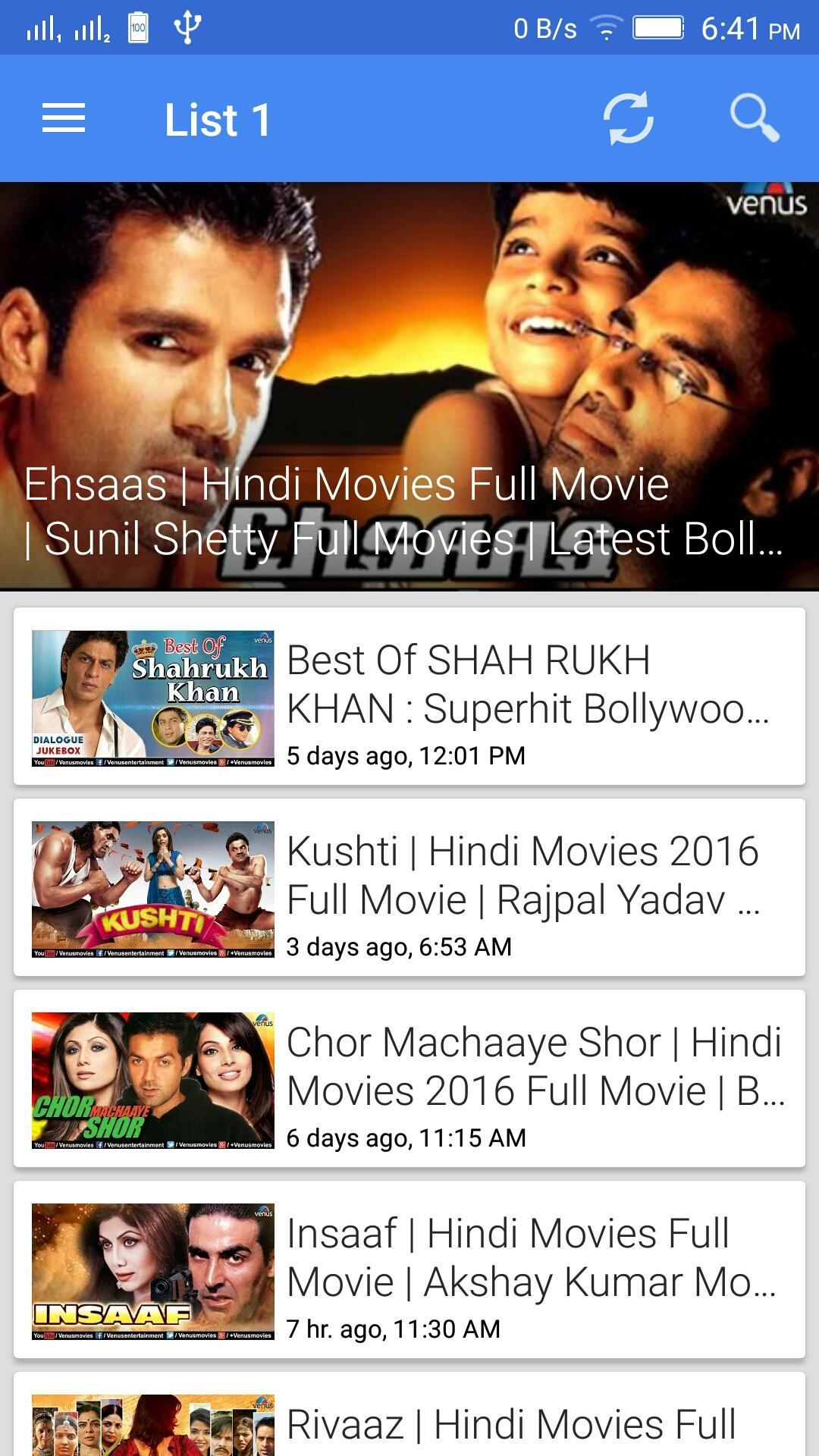 Free Bollywood Hindi Movies for Android - APK Download