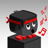 Scream Hero : Seventh Note icon