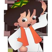 Bakar Egyptian Cartoon icon