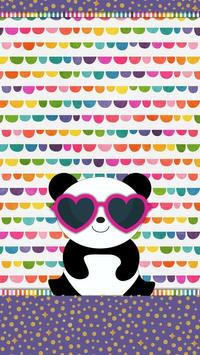 panda kawaii wallpaper hd free screenshot 9
