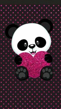 panda kawaii wallpaper hd free screenshot 12