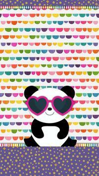 panda kawaii wallpaper hd free screenshot 1
