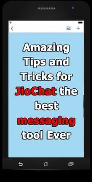 Guide JioChat poster