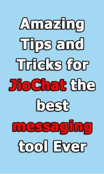 Guide JioChat screenshot 2