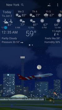 Awesome Weather - YoWindow screenshot 5