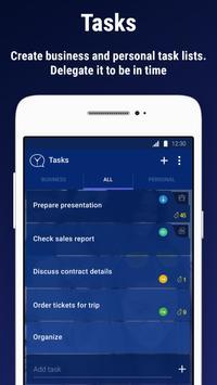 YOU - Tasks, Calendar & Chats apk screenshot