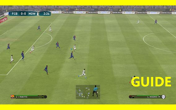GUIDE for PES 2017 Free apk screenshot