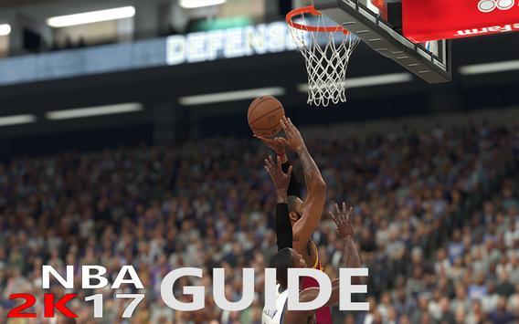 GUIDE for NBA 2K17 Free apk screenshot