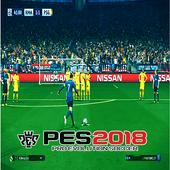 NEW PES 2018 Guia icon