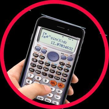 Calculator Scientific Prof screenshot 1