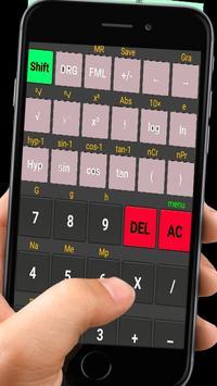 Calculator Scientific Prof screenshot 3