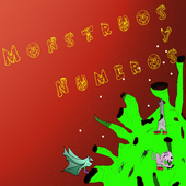 Numbers and Monsters  Mobile icon